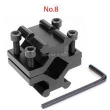 купить 2016 New Wholesale Free Shipping Air Rifle Scope Mount Rail Mount Rings with Best Quality For Hunting Accessories дешево