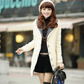Осень зима с капюшоном кардиганы женская трикотажная с свободного покроя симпатичные свитера пальто