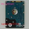 """NUEVA Original 1000 gb Laptop Disco Duro Interno 2.5 """"SATA3 DISCO DURO 7200 RPM 32 MB Para El Cuaderno 1 TB"""