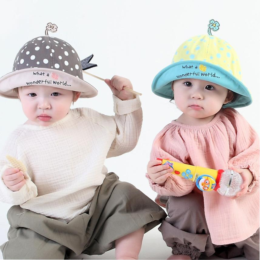 Baby Beanie For Boys Girls Cotton Hat Children Print Hats All For Childrens Clothing And Accessories lowest price