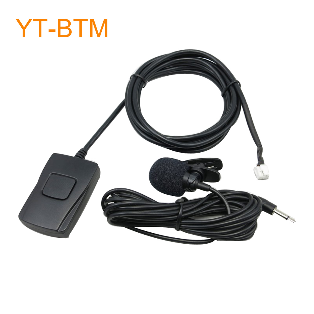 Bluetooth Module Car Kits For Handsfree Call With A2DP Function For Yatour Brand Car Digital Music
