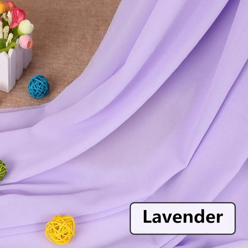 Летние модные однотонные сексуальные танцевальные юбки в стиле Лолиты, шифоновая юбка большого размера, Высококачественная брендовая Праздничная юбка - Цвет: Лаванда