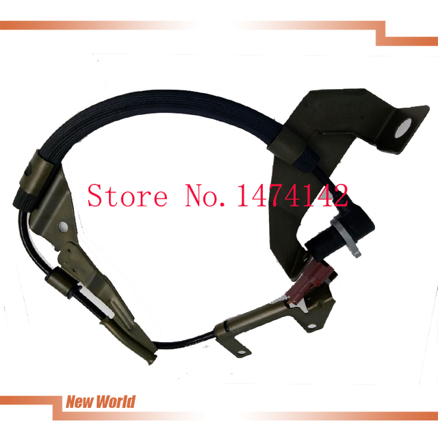 Car styling Free Shipping OE 8971323071 ABS Good quality Front Right Sensor Wheel Speed for ISUZU