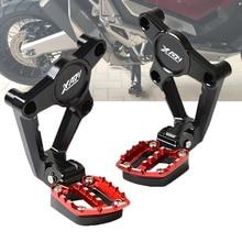 Motorcycle Accessories Folding Rear Foot Pegs Footrest Passenger foot Set For HONDA X ADV XADV X-ADV 750 XADV750 2017 2018