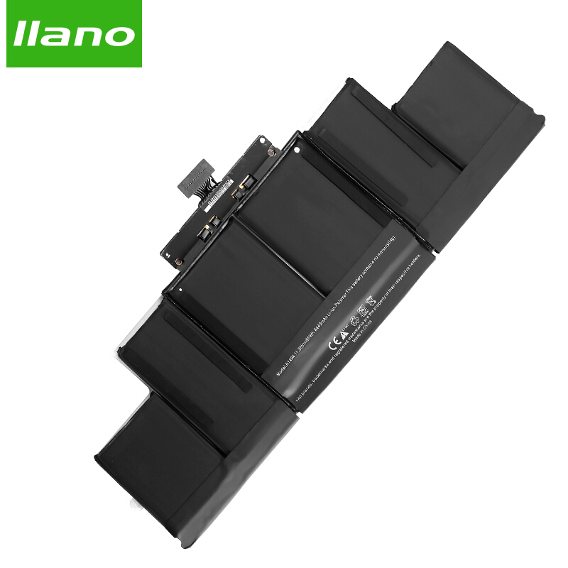 llano A1494 Laptop Battery for APPLE MacBook pro A1398 ME293 ME294 for MacBook pro 5 in
