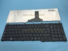 Teclado Original Para Toshiba Satellite L670 L670D L675 L675D C660 C660D C655 L655 L655D C650 C650D L650 C670 L750D REINO UNIDO teclado