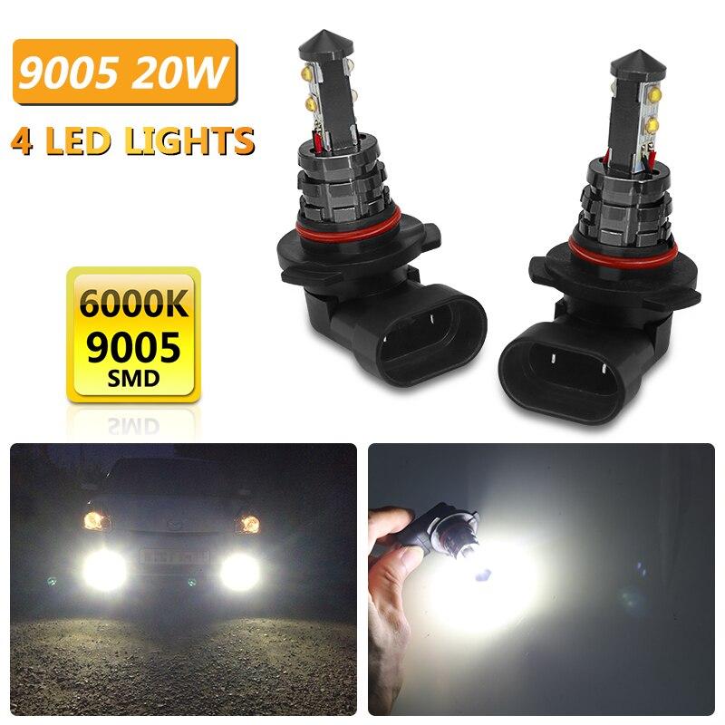for-toyota-camry-lapudo-prado-highlander-rav4-elfa-tuntra-land-cruiser-font-b-senna-b-font-reiz-car-led-hb3-9005-60w-head-light-white-lamp