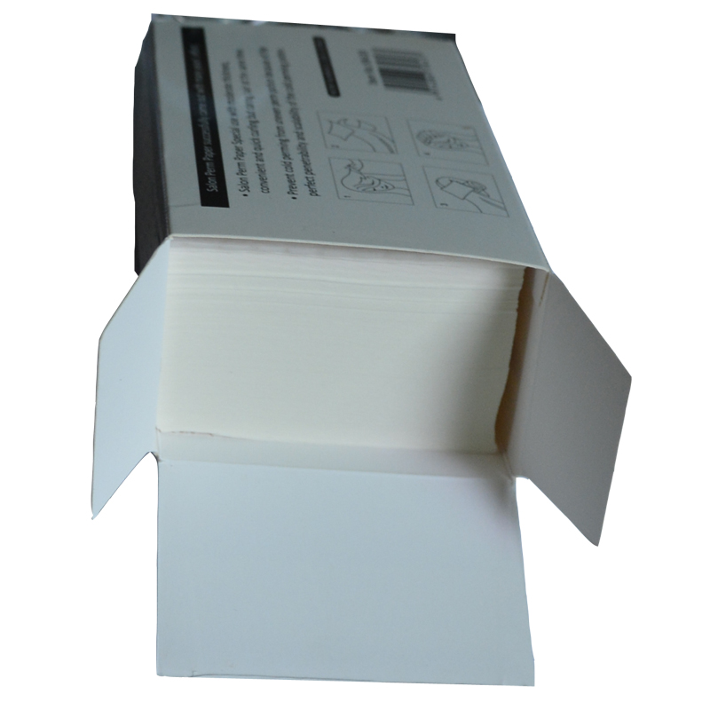 Купить со скидкой 1000 sheet hair Curly Paper EU technology Ultra-thin strong pull quick curling perm  paper  Strong w
