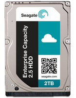 "Seagate Constellation Constellation.2 2TB, 2.5"", 2048 GB, 7200 RPM, Serial ATA, 128 MB, HDD"