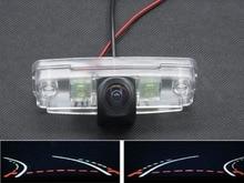 Trajectory Tracks 1080P Fisheye Lens Car Rear view Camera for Subaru Outback 2001-2011 Impreza 2009 - 2011 Forester 2008 2012