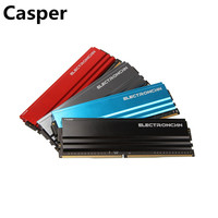 Casper DDR4 2666MHz Overclocking 2400MHz 2133MHz 4GB 8GB 16GB Aluminum Cooler Heat Sink Vest Memory Ram Desktop Stick High Speed