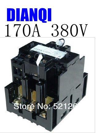 ac contactor B Series Contactor CJX8 B170 380V 170A 50/60HZ CJX8-170 freeshipping a2175hbt ac fan 171x151x5 mm 17cm 17251 230vac 50 60hz