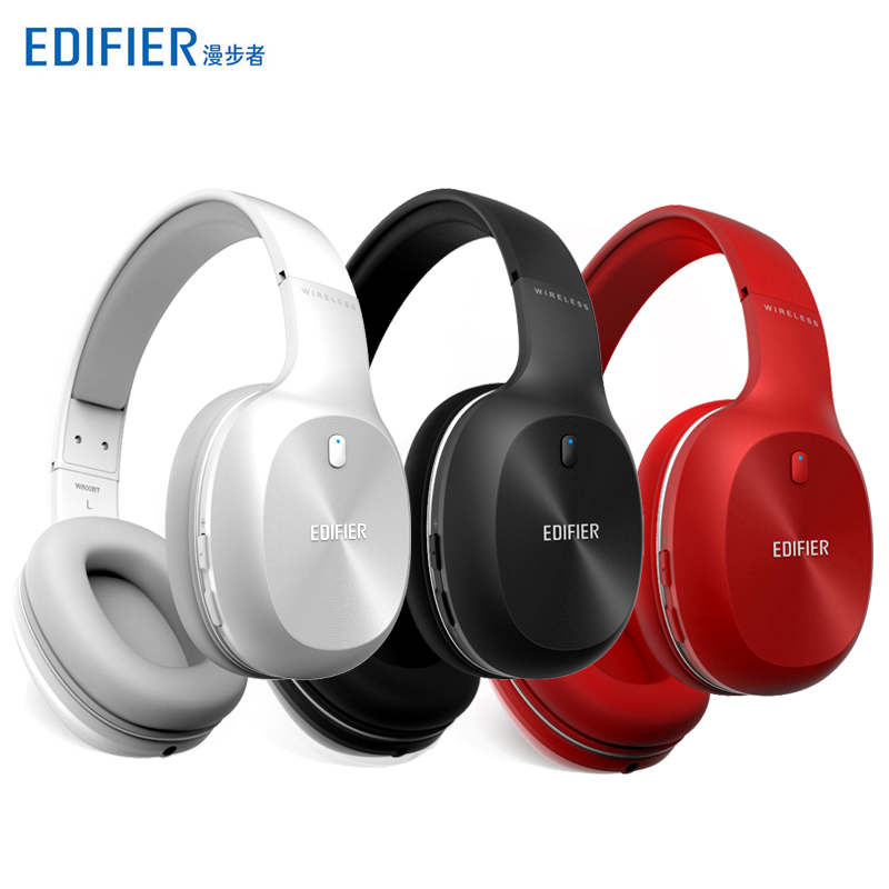 Original W8 Stereo Wireless Bluetooth headphone music computer noise reduction HIFI headset  with Mic call For Iphone 6 7 Xiaomi