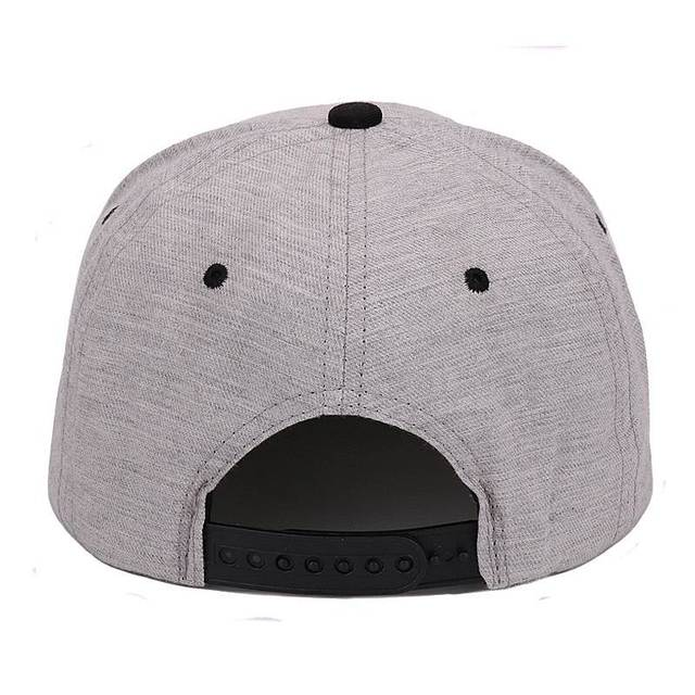 All Seeing Eye Hip Hop Cotton Snapback 3  Solid Colors