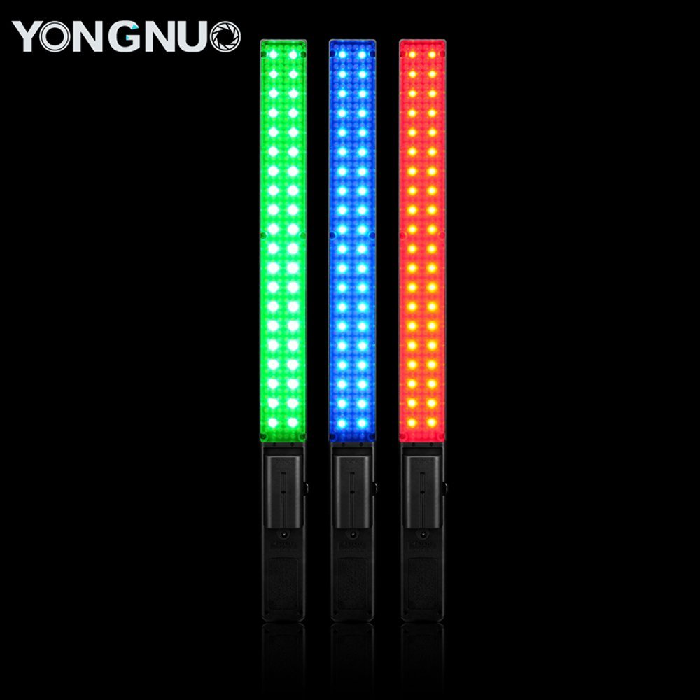 YONGNUO YN360 Handheld LED Video Light 3200k 5500k RGB Colorful 39.5CM ICE Stick Professional Photo LED YN360 Wand for honda cbr 600rr 2013 2014 cbr600rr injection molding abs plastic motorcycle fairing kit bodywork cbr 600rr 13 14 cb03