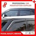 Hohe Qualität Injection molding trim vent shade regen sonne wind deflektor fenster visier für MG3 2010 2011 2012 2013 2014 15 16 2017