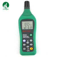 Digital High Precision Thermometer Hygrometer Temperature Humidity Meter MS6508 Range: 20 to 60C