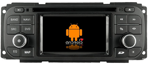 S160 Quad Core font b Android b font 4 4 4 car audio FOR CHRYSLER GRAND