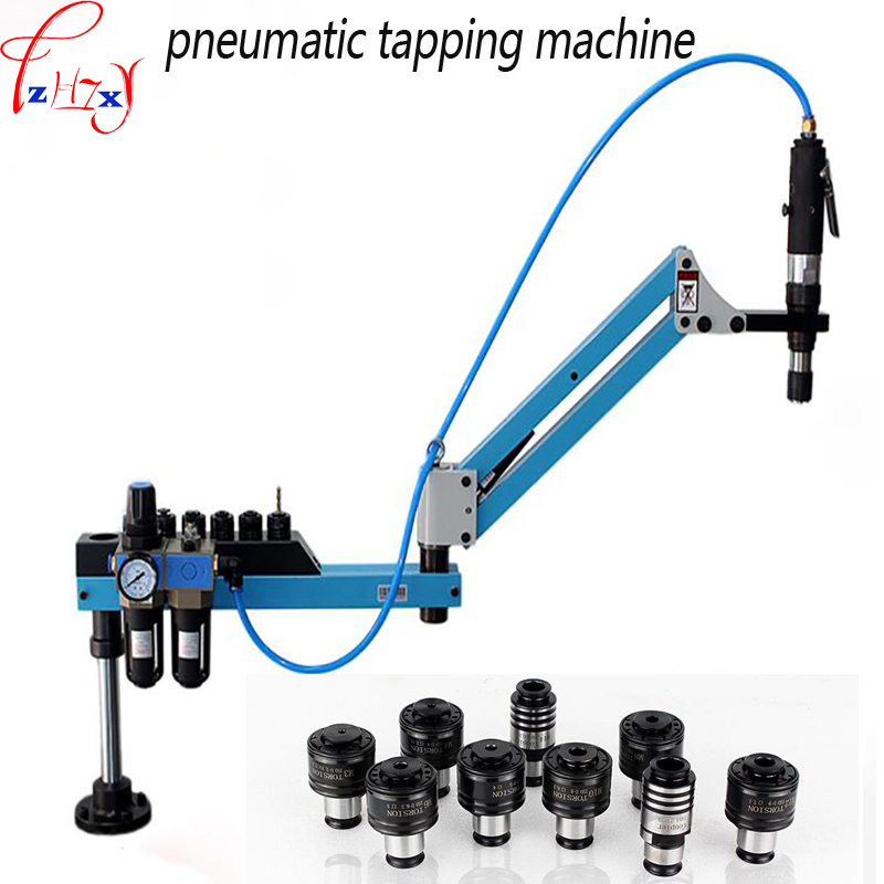 M3 M12 pneumatic tapping machine Tapping capacity Pneumatic Tapper Tool universal wire Air tapping tool machine