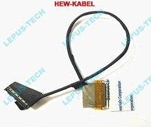 Novo cabo lcd para lenovo t540p t540 w540 w541 3 k 04x5541 led 50.4lo10.002 lvds cabo de vídeo flexível