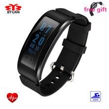 New Arrival Heart Rate Monitor Smart Band Waterproof Smart Bracelet Intelligent Pulse Bracelet Sport Health Fitness Tracker