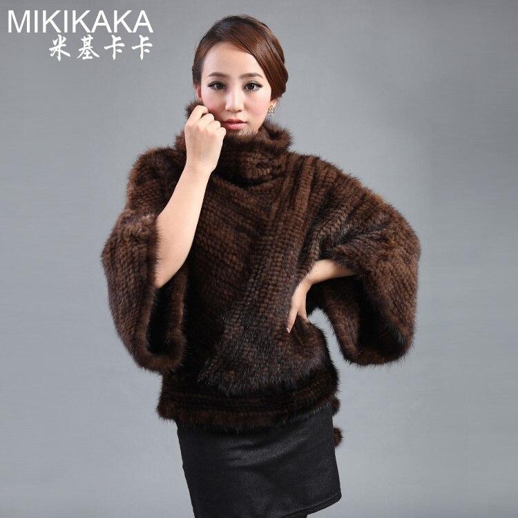 Aliexpress.com : Buy Fashion new Ladies' mink fur coat,Elegant ...