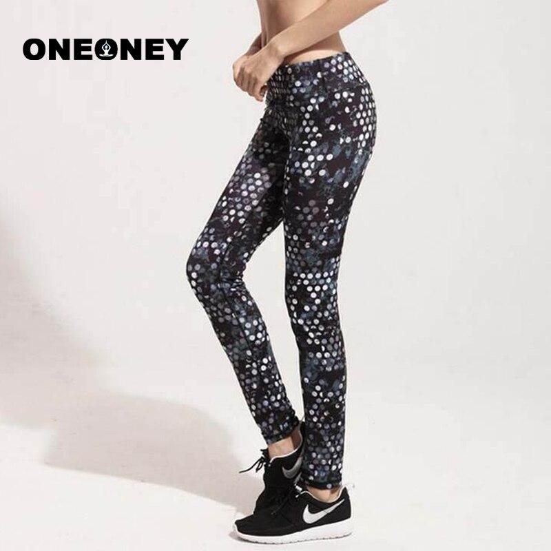 aa48a6cfb04bf Yüksek Kaliteli Kadın Spor Yoga Pantolon Siyah Koşu Spor Koşu Tayt Egzersiz Kadın  Spor Sportwear Pantolon Tayt L XL