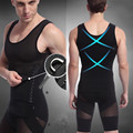 2015New Hot Mens Body Slimming Tummy Waist Belly Corsets Girdle Shapewear Underwear Shaper