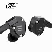 KZ ZS6 2DD+2BA Hybrid In Ear Earphone HIFI DJ Monito Running Sport Ear Hook Headphone Earplug Headset Earbud For Mobile Phone