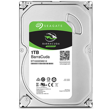 Seagate BarraCuda 1 TB 3.5 Inch Internal Hard Drive
