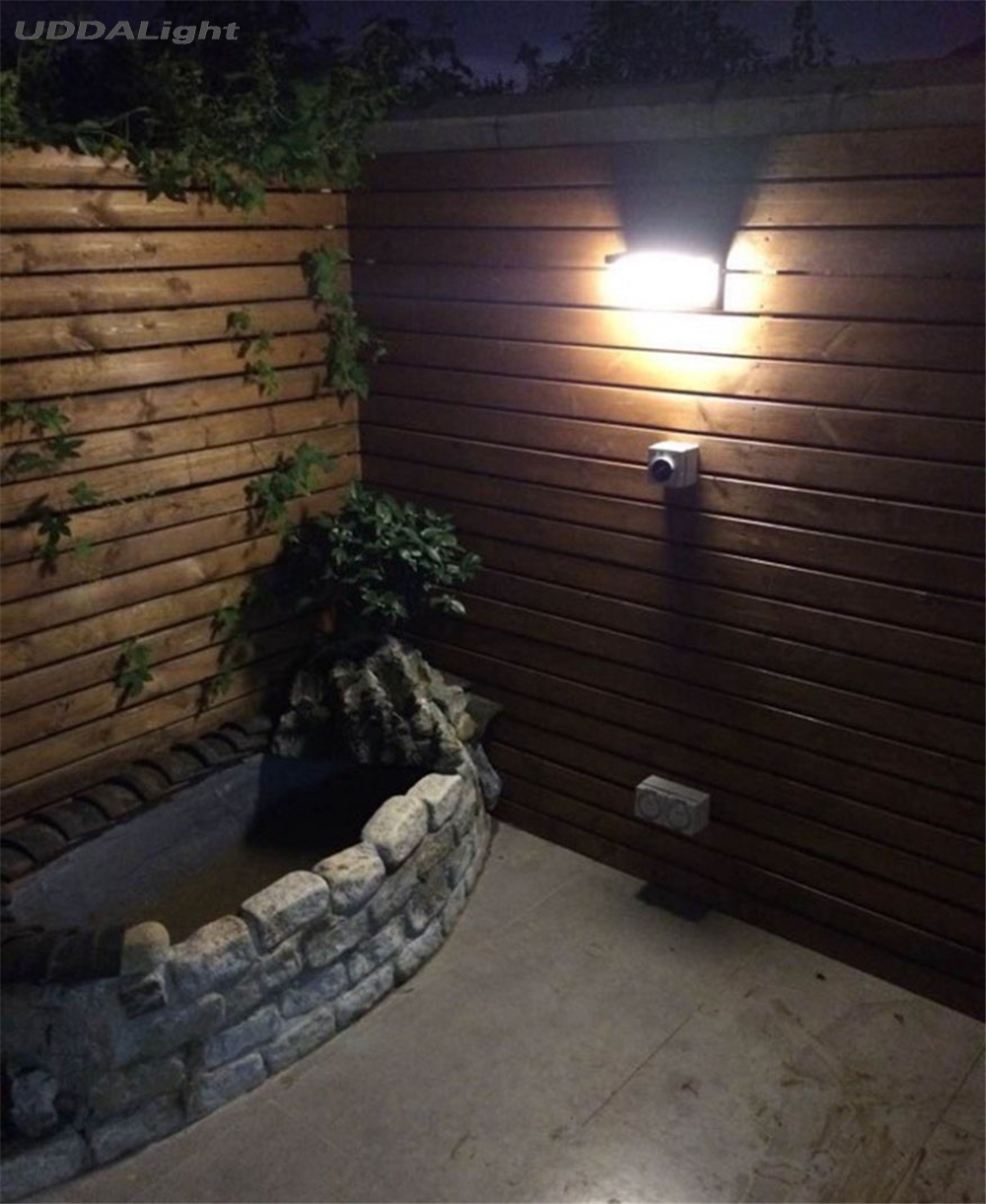 High Quality outdoor wall