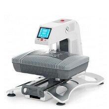 Free shipping ST 420 Sunmeta Auto Pneumatic 3D Sublimation Press Machine newest T shirt printing heat