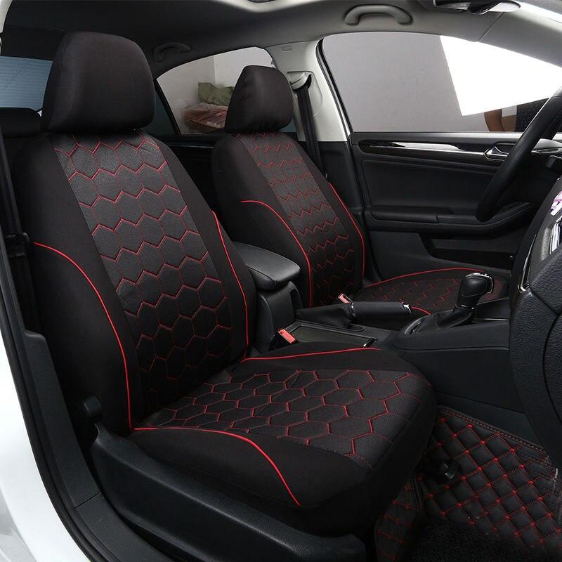 Auto Seat Cover Auto Stoelhoezen Voor Peugeot 205 206 207 208 2008 301 307 308 308sw 3008 405 406 Seat Protector Auto Stoelhoezen