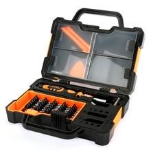 JAKEMY JM-8152 44 in1 Multifunctional Screwdriver Repair Tools Kit Set For iPhone Laptop Computer Hand Tool herramientas de mano