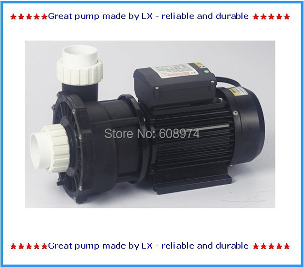 LX whirlpool bath pump LP200 Whirlpool & Massage pumpe  1500 W 2 PS  220V 50H Model LP200