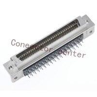 Originnal SCSI Connector 1.27 Toonhoogte 68 P Haakse Man Pins 5174225-5
