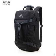 Outdoor mountaineering bag large-capacity school travel backpack male sports female Korean version of new