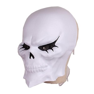 Image 3 - Coshome Anime Overlord Ainz Ooal Gown Cosplay Costume Accessories Cosplay Props Rings and Skull Mask