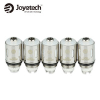 5pcs Lot Original Joyetech EGrip CS Coil Head 1 5ohm 3 5V 5 5V CS Atomizer