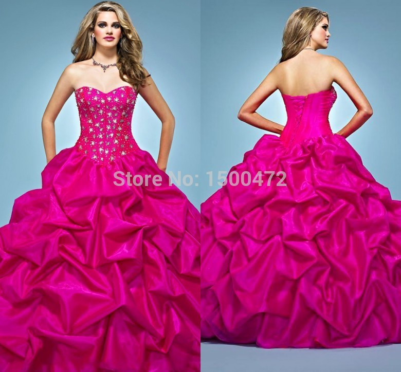 Pick Up Prom Dresses,
