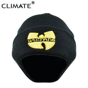 243ba00b731 CLIMATE Winter Warm Beanie Skullies Knitted Soft Hats Caps