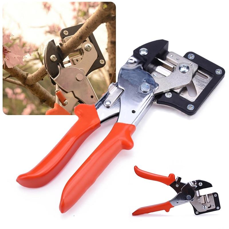 DWZ Fruit Tree Pro Carbon Steel Pruning Scissor Grafting Cutting Tool Garden diy carbon steel oval frame cutting dies