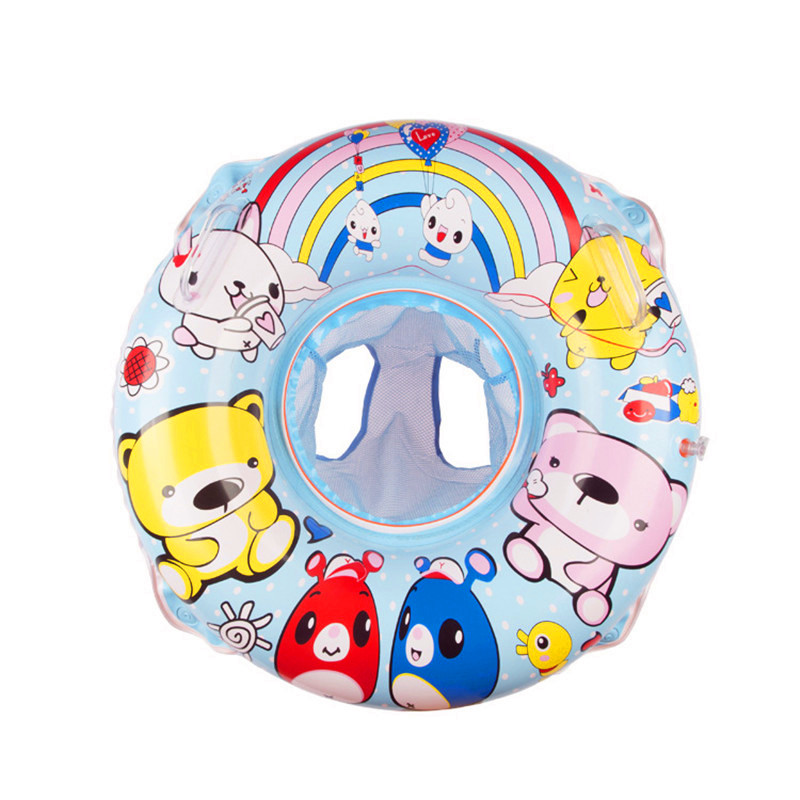 iEndyCn Baby Cartoon Children Inflatable Swimming Ring Swimming Pool Accessories GXY117