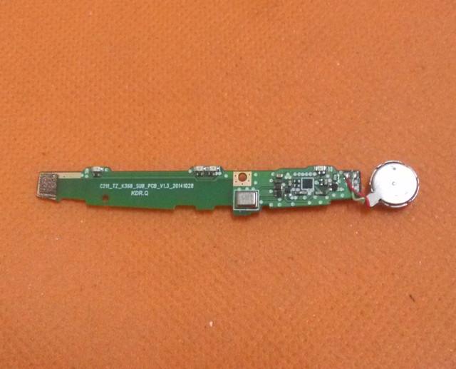 "Original GSM/WCDMA Sinal de Bordo + Microfone Para KINGZONE Z1 4G LTE MTK6752 Octa Núcleo 1.7 GHz 5.5 ""HD 1280x720 Frete grátis"