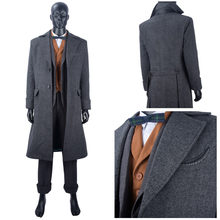 Fantastic Bestie Il Crimini di Grindelwald Newt Scamander Cosplay Costume Outfit(China)