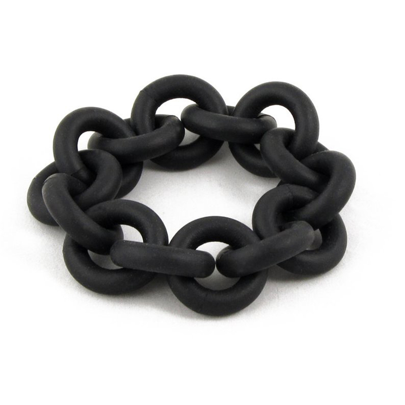 New Handmade Bracelet Rubber Rope Women Jewelry Fashion