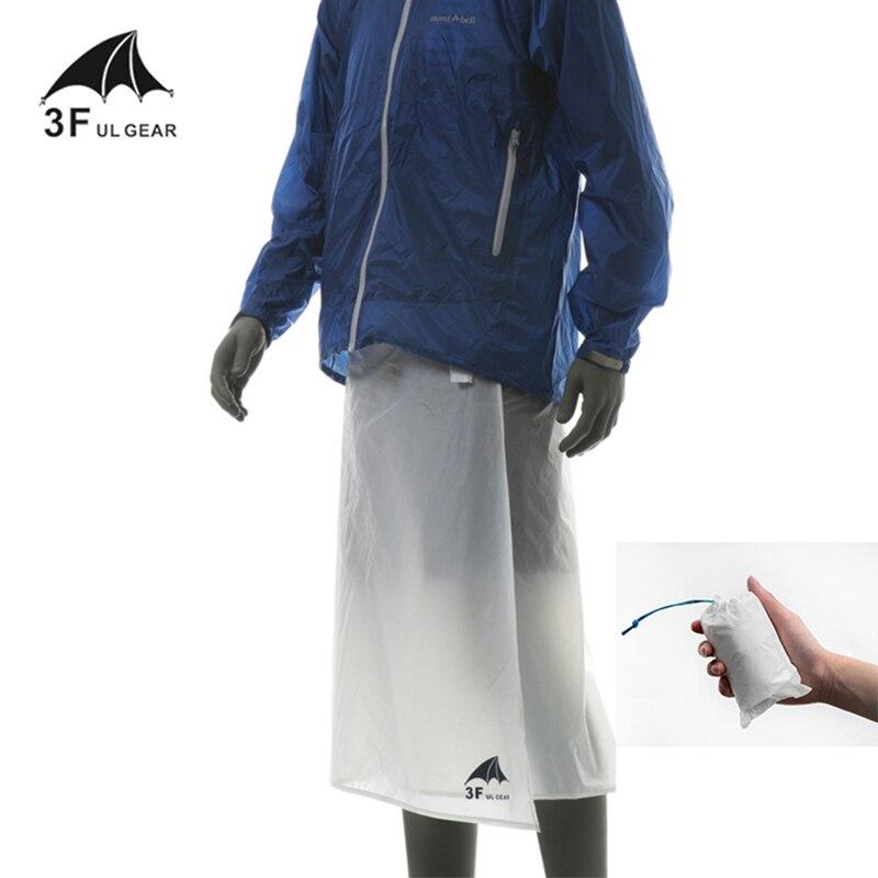 New Style Mens Waterproof Rain Pants Kilt Pant Liner Breathable Riding Rain Pants Cycling Camping Hiking Rain Pants Rain Skirt