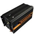 ЖК-дисплей инвертор 12 В 220 В 2000 Вт (пиковая мощность 4000 Вт), off сетка модифицированная синусоида инвертор