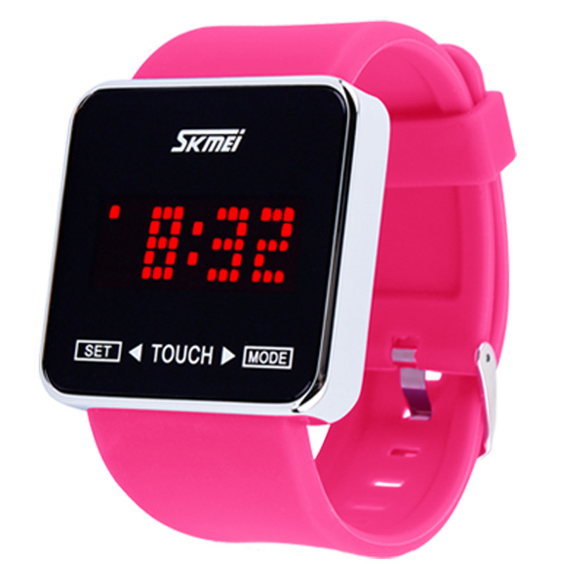 Best Direct Wholesale From China Stainless Steel Gifts Watches women men Sport Digital Waterproof Boy Student