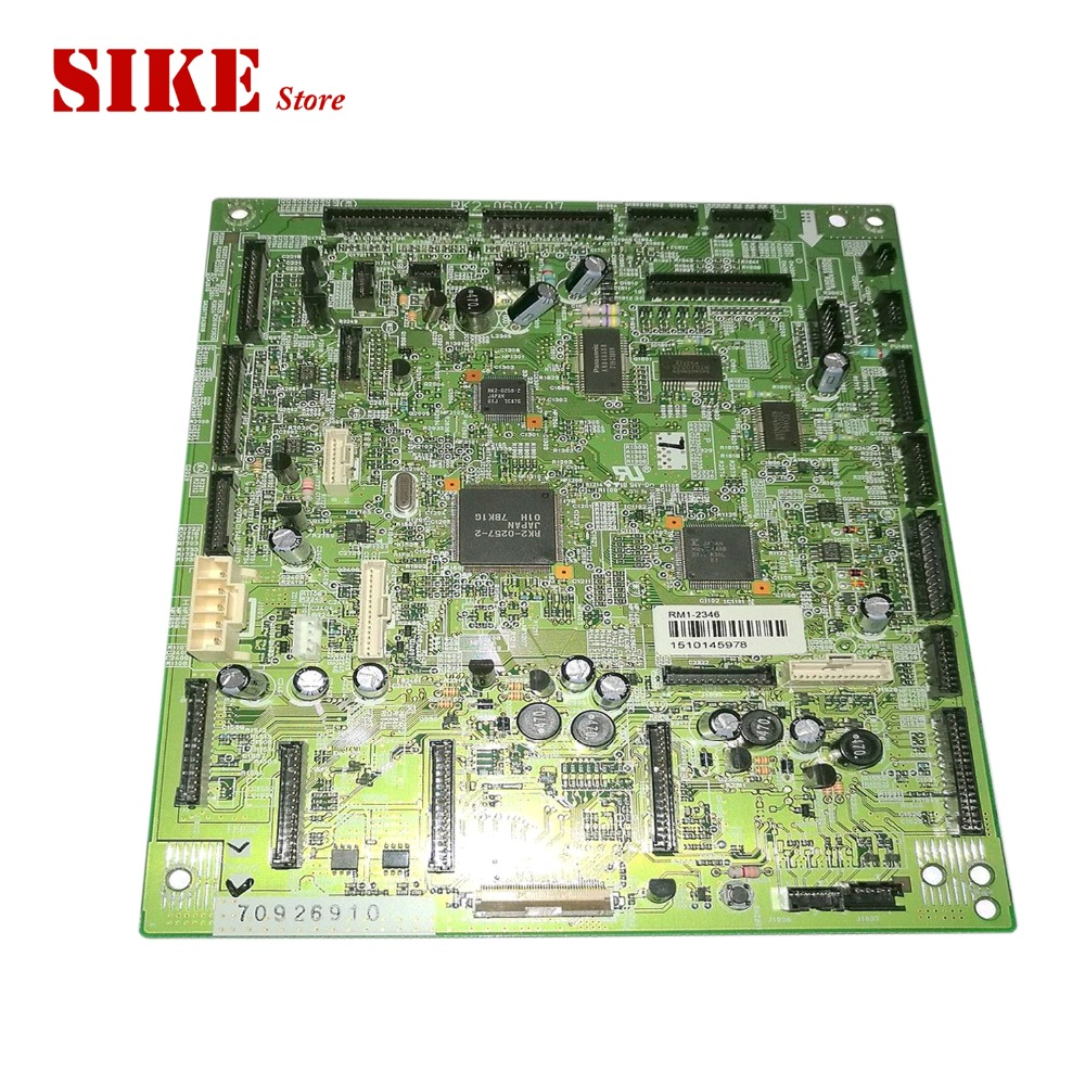 RM1-2346 DC Control PC Board Use For HP CM4730 4730 MFP HP4730 DC Controller Board vilaxh rm1 6796 cp5225 dc control board for hp laserjet cp5225 5225n 5525 printer dc controller board